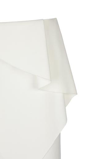 Camellia Sculptural Movement Asymmetric Skirt by DOROTHEE SCHUMACHER for Preorder on Moda Operandi