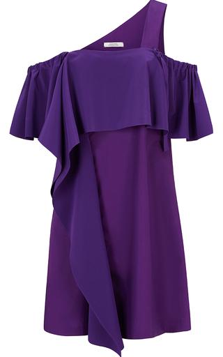 Medium dorothee schumacher purple visionary voyage dress