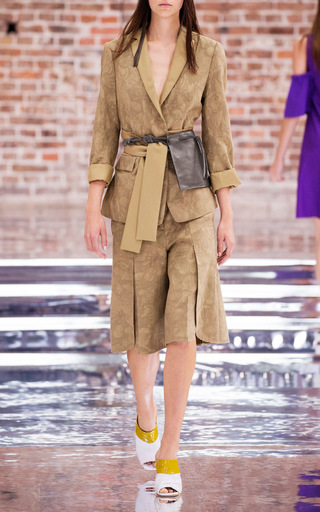 Knots De Luxe Belt Bag by DOROTHEE SCHUMACHER for Preorder on Moda Operandi