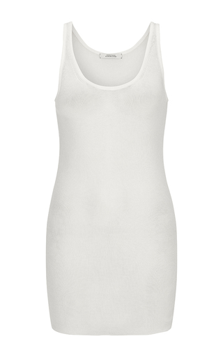 Medium dorothee schumacher white romance of science tank top