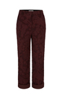 Plum Delicate Fantasy Pant by DOROTHEE SCHUMACHER for Preorder on Moda Operandi