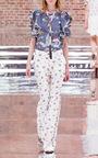Cosmic Fantasy Printed Pants by DOROTHEE SCHUMACHER for Preorder on Moda Operandi