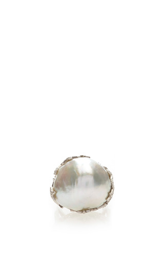Medium lydia courteille white once upon a time ring