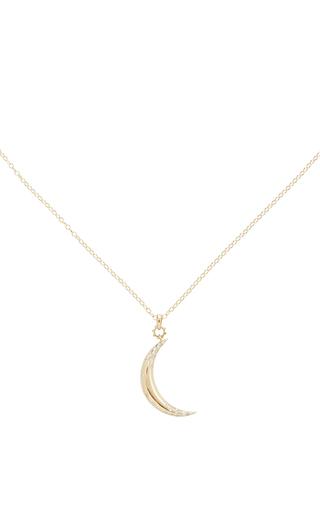 Medium monica rich kosann gold yellow gold dream necklace