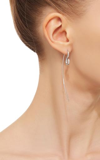 Large Hook Earring by CHARLOTTE CHESNAIS Now Available on Moda Operandi