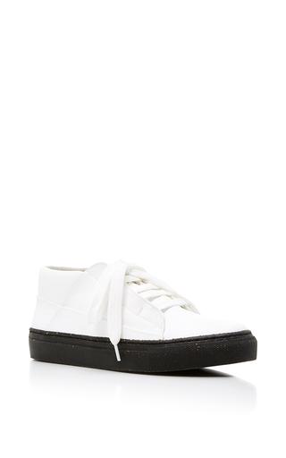 Medium rombaut white prema sneaker white