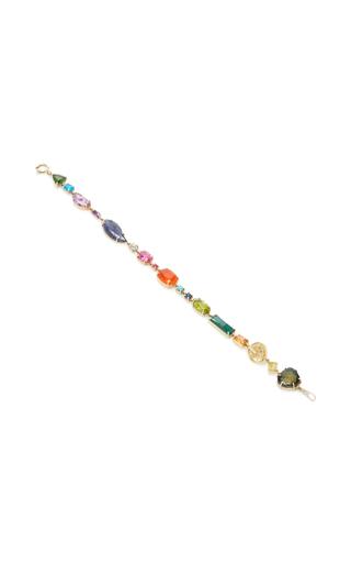 Medium sharon khazzam multi baby diamond bracelet 2