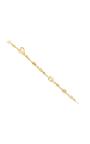 Baby Diamond Bracelet by SHARON KHAZZAM Now Available on Moda Operandi