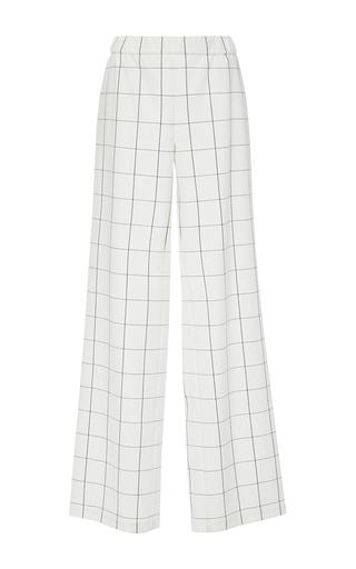 Medium aeron multi wide leg low waist pants