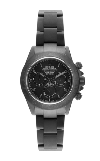 Rolex Daytona 'predator' by BAMFORD WATCH DEPARTMENT for Preorder on Moda Operandi