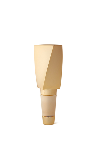 Medium aerin gold leon bottle stopper