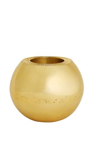 Medium aerin gold sphere match striker
