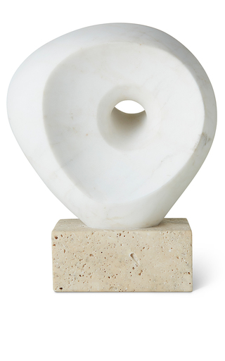 Medium aerin white margot objet