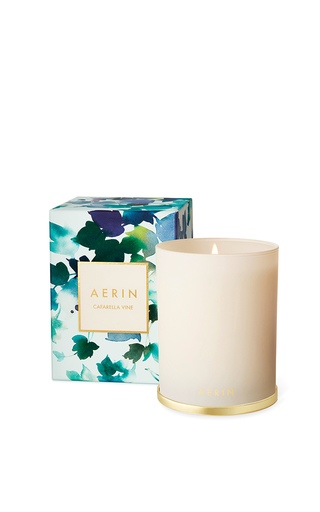 Medium aerin ivory caffarella vine scented candle