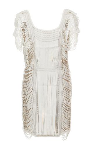 Medium pepa pombo light grey rio dress