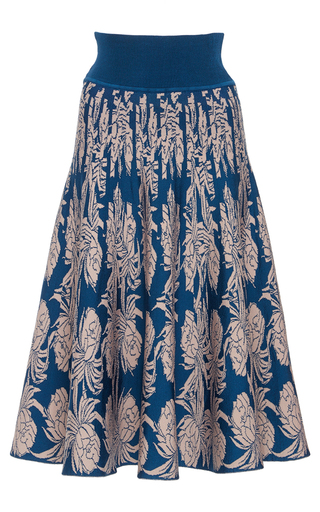 Medium pepa pombo floral sucesso skirt