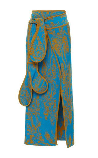 Medium pepa pombo blue beleza skirt
