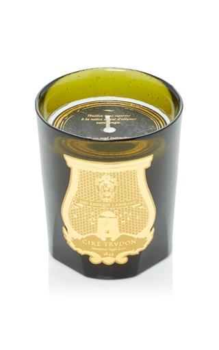 Medium cire trudon green bartelome classic candle