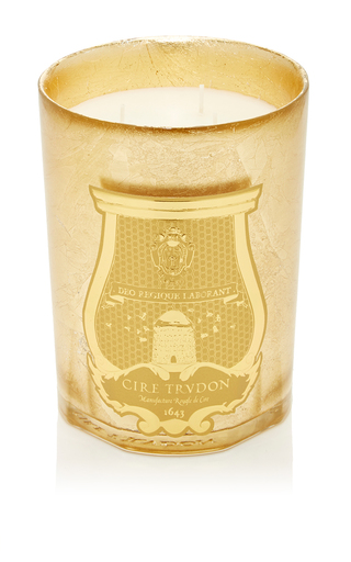 Medium cire trudon gold ernesto intermezzo candle