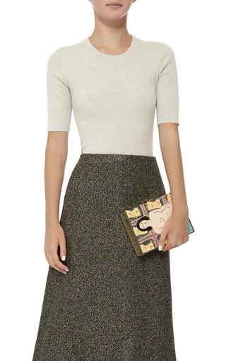 Lola De Valence Clutch by OLYMPIA LE-TAN for Preorder on Moda Operandi