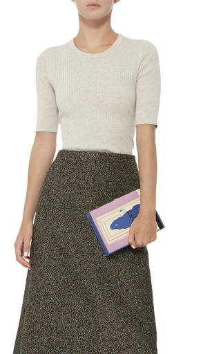 L'acte De Foi Clutch by OLYMPIA LE-TAN for Preorder on Moda Operandi