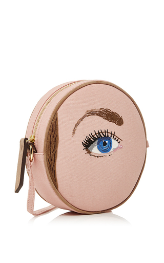 Objet Peint Œil Cross Body by OLYMPIA LE-TAN for Preorder on Moda Operandi
