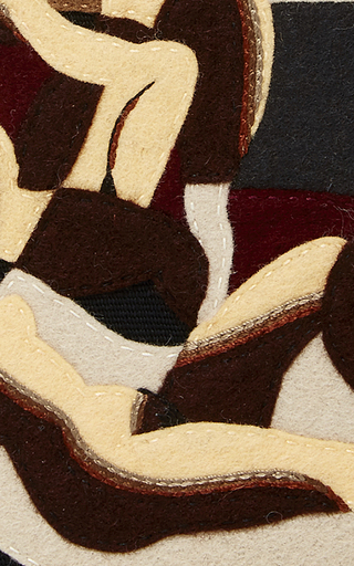 Trois Nus Dans Un Interieur Clutch by OLYMPIA LE-TAN for Preorder on Moda Operandi