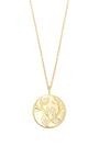 Ivy Vine Necklace With White Diamonds by JAMIE WOLF for Preorder on Moda Operandi