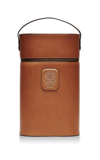 Medium ghurka brown chestnut wine pairing set
