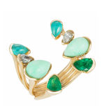 Corolla Ring  by FERNANDO JORGE for Preorder on Moda Operandi