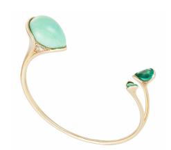 Petals Triple Bracelet by FERNANDO JORGE for Preorder on Moda Operandi