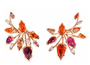 Bromelia Earrings  by FERNANDO JORGE for Preorder on Moda Operandi