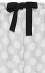 Dot Print Silk Pants by PAPER LONDON for Preorder on Moda Operandi
