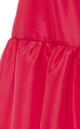 Pleated High Waist Skirt by PAPER LONDON for Preorder on Moda Operandi