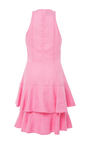 Tiered Ruffle Dress by PAPER LONDON for Preorder on Moda Operandi