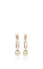 Pure Earrings by DANIELA VILLEGAS Now Available on Moda Operandi