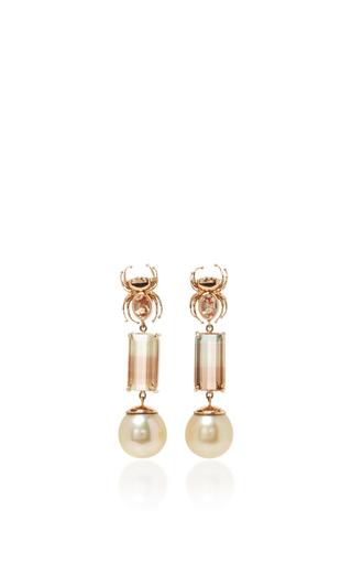 Medium daniela villegas pink pure earrings