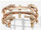 Cuff M2 Collection Ii  by MAISON DAUPHIN for Preorder on Moda Operandi