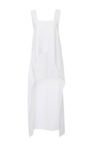 Medium alexis white mya asymmetric top