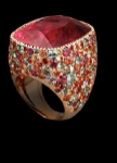 Cardinale Ring by LORENZ BAUMER for Preorder on Moda Operandi