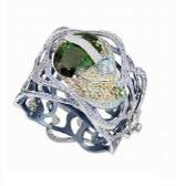 Medium lorenz baumer green ile au tresor bracelet