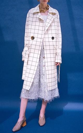 The Elena Double Breasted Coat by REJINA PYO for Preorder on Moda Operandi