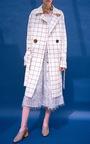 The Issy Metallic Fringe Dress by REJINA PYO for Preorder on Moda Operandi