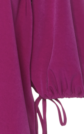 The Sofie Short Sleeve Blouse by REJINA PYO for Preorder on Moda Operandi