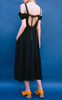 The Lara Strap Off The Shoulder Dress by REJINA PYO for Preorder on Moda Operandi