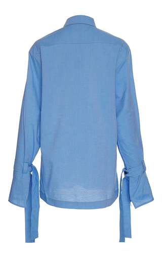 The Chambray Billie Shirt by REJINA PYO for Preorder on Moda Operandi