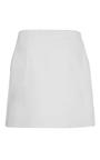 The Gemma Button Wrap Mini Skirt by REJINA PYO for Preorder on Moda Operandi
