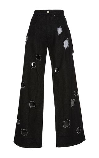 Medium rejina pyo black the mia boyfriend fit jeans 3