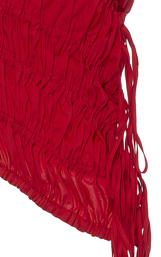 The Lea Drawstring Detail Top by REJINA PYO for Preorder on Moda Operandi