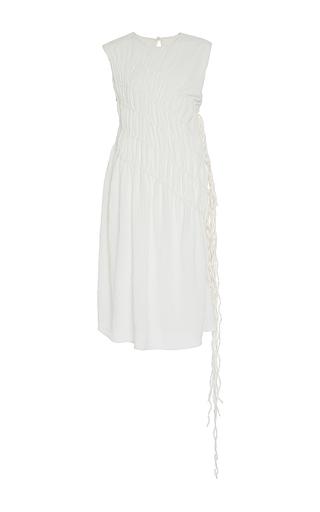 The Tasmin Sleeveless Drawstring Dress by REJINA PYO for Preorder on Moda Operandi